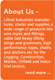 Material Handling Equipments, Wire Ropes, Chain Slings, Chain Pulley Blocks, Slings, Mumbai, India